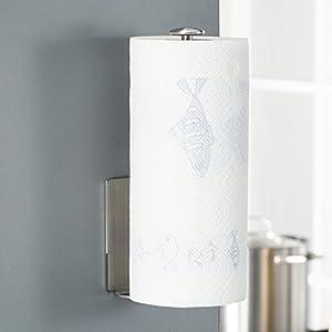 Küchenrollenhalter Wand küchenrollenhalter wand edelstahl deine wohnideen de