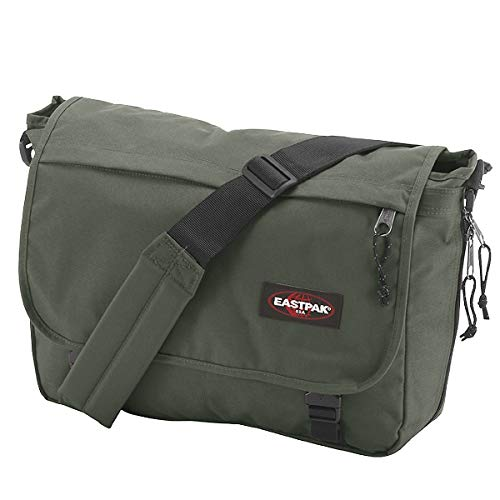 Eastpak Eastpak Delegate Bag EK07697Q Umhängetasche, 38 cm, 14 Liter, Green