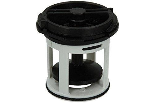 Filter für Pumpe Plaset-Ignis-Whirlpool-Bauknecht-Candy Cod. REF: 481948058106 -