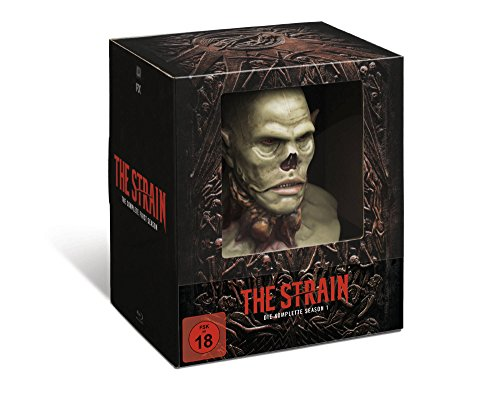The Strain - Special Head Edition (exklusiv bei Amazon.de) [Blu-ray] [Limited Edition] hier kaufen