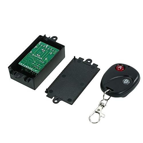 Yiqiane Kits Módulo Interruptor Y Receptor De Control