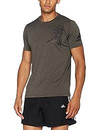 adidas Herren T-Shirt Freelift Tri-Color