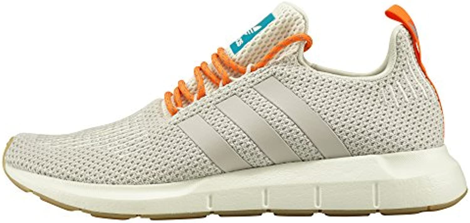 Adidas Swift Run Summer Crystal White Grey White 44 -