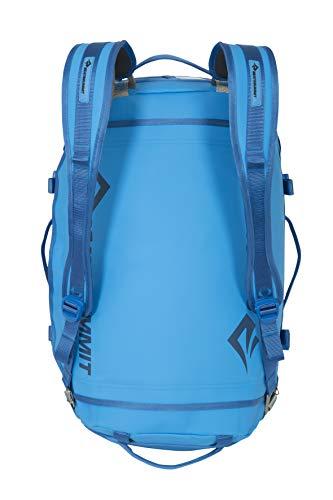 Sea to Summit Duffle Bag, Unisex, 615-30, blau, Large