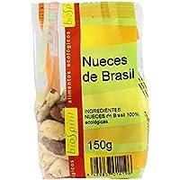 Biospirit Nueces de Brasil de Cultivo Ecológico - 150 gr