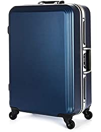 3e38833ed6 YUN-X Trolley case aluminum frame caster luggage business deep box suitcase  for men and women boarding black