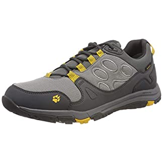 Jack Wolfskin Men's Activate Texapore Low M Rise Hiking Shoes 7