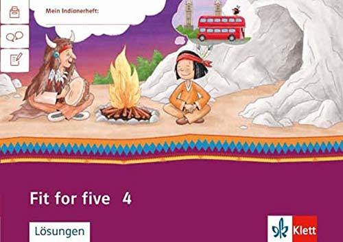 Mein Indianerheft / Fit for five 3/4 -