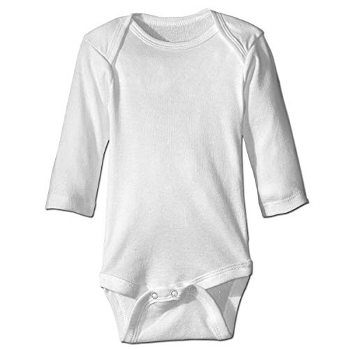 WBinHua Bodysuits Baby Body, It's All About The Pie Baby Toddler Long Sleeve Onesies Bodysuits Pie Liner