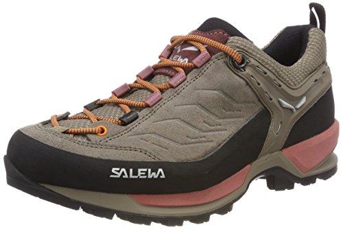 Salewa Trainer Multicolore Mtn Fitness Brown Femme Walnut Chaussures xwwgqC