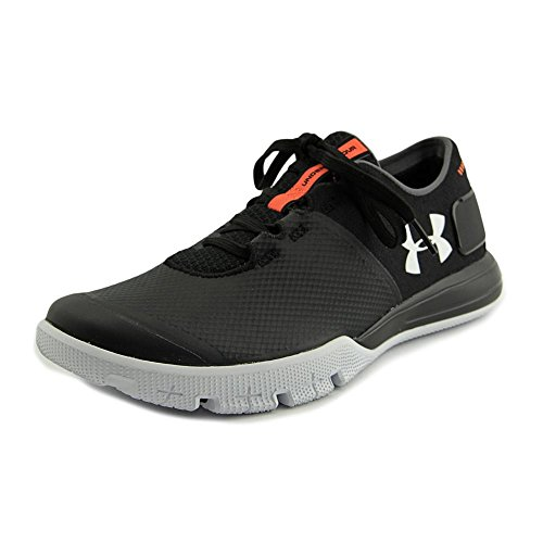 Under Armour Schuhe Charged Ultimate 2.0 Herren black-white-white (1285648-001)