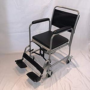 Toilettenstuhl TSF Travel Trendmobil FALTBARER Reise Toilettenrollstuhl Rollstuhl