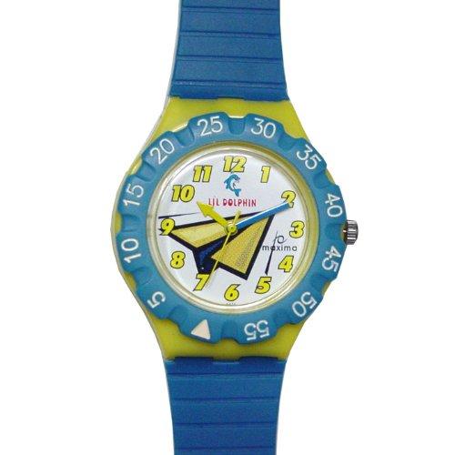 Maxima E-04476PPKW  Analog Watch For Unisex