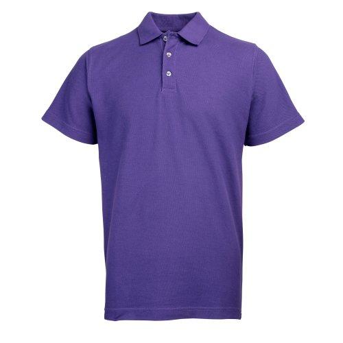 RTY Workwear Herren Polo-Shirt S bis 10XL Violett