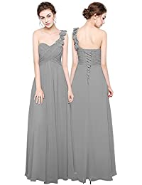 Angel Star New Chiffon Formal Evening Prom Cocktail Party Ball Gown Bridesmaid Dress
