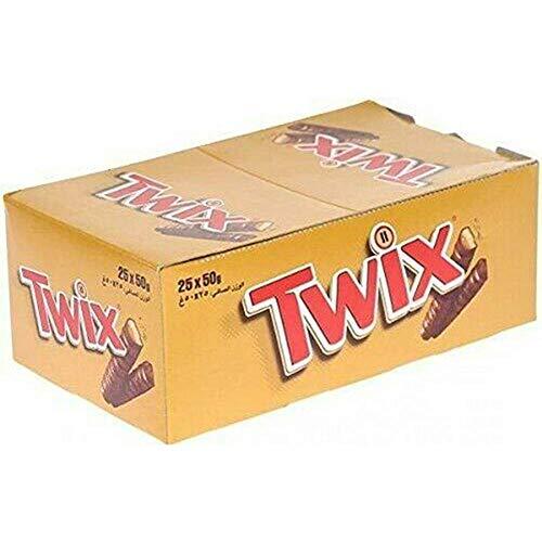 Twix Multi-Pack case (32x2x25g)