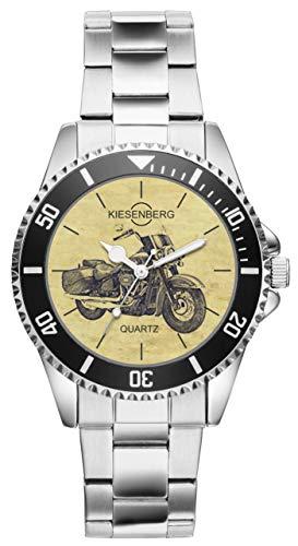 Regalo per Harley Davidson Heritage Classic Motocicletta Fan Autista Kiesenberg Orologio 20411