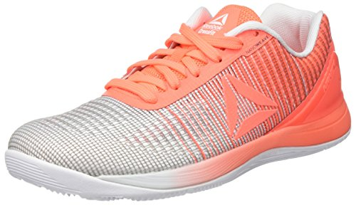 Crossfit Nano Reebok Guava Femme Chaussures white Multicolore de R Punch 7 Running 5xa1wEaO