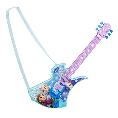 Guitare Electronique DISNEY La Reine Des Neiges