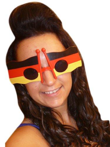 hland Fan Accessoire für Erwachsene und Kinder Weltmeister, Kostüm Kostüme (Oster Kostüme Für Babys)