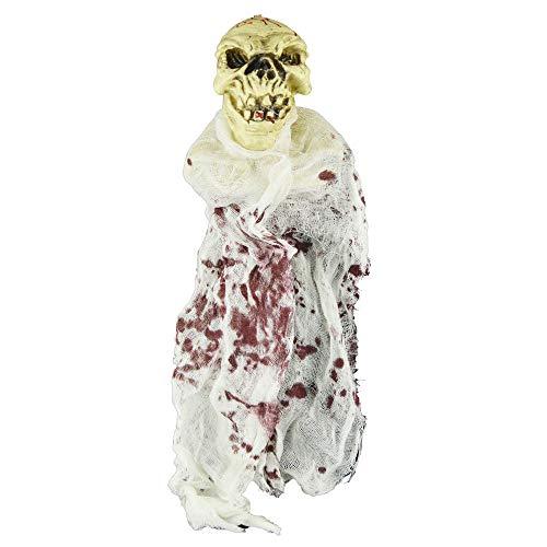 Halloween hängen Ghost Prop beängstigend Dekor Spukhaus Sensenmann Halloween Horror Requisiten hängen Ghost Dekoration Tür Dekor