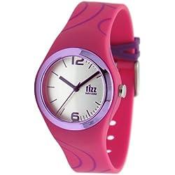 Fizz 5010312 Kids Pink Plastic Strap Watch