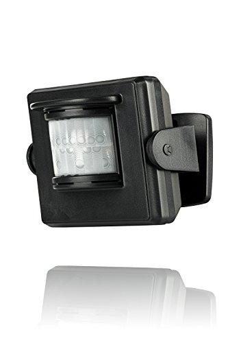 Trust Smart Home Wireless Funk-Bewegungssensor (für den Außenbereich) APIR-2150 Wireless Kamera Mit Empfänger
