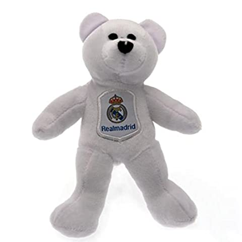 Real Madrid F.c. Mini Bear Sb Plush Bear Soft To
