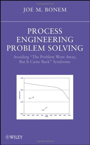 Download Process Engineering Problem Solving: Avoiding