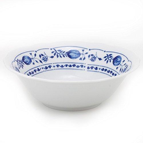 Kahla - Porcelaine pour les Sens 172901A72067U Rossella Zwiebelmuster Plat de Service Bleu 16 cm