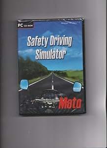 SAFETY DRIVING SIMULATOR MOTO