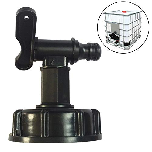 YOUNICER Groß Hardware Kunststoff Snap-Fit Wasser Butt Regen Barrel Tap 60mm IBC Tank Tap Adapter Steckverbinder Werkzeug -