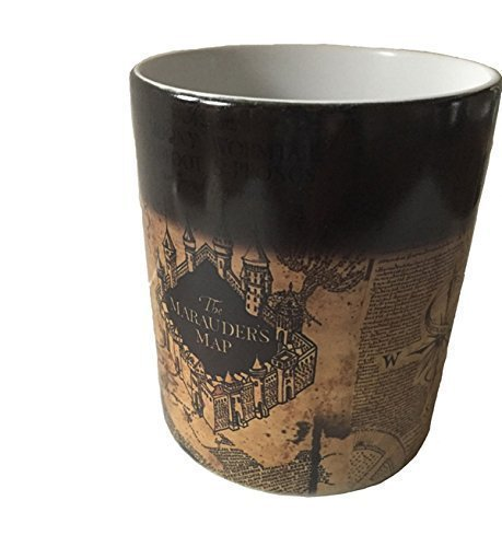 Potter Oz Ceramic Map Color Marauders Changing 11 Harry Morphing Mug Inspired Tc3F1JKl