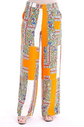 Tory Burch Silk Cargo Pant, Damen, Taglia 6.