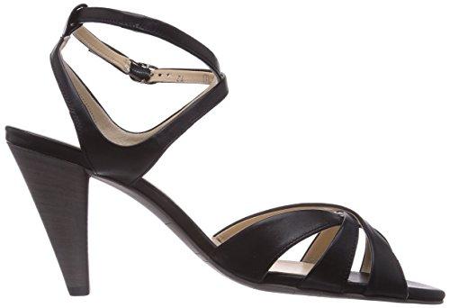 Högl  9-107810, Sandales pour femme Noir - Schwarz (0100)