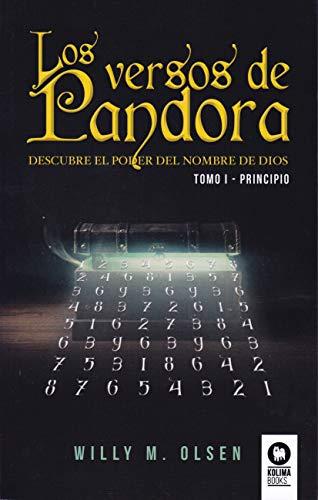 Los versos de Pandora Pack: Descubre el poder del nombre de Dios - Tomo I y Tomo II (Novela de grandes revelaciones)