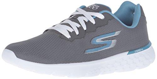 Skechers (SKEES) Damen Go Run 400 Funktionsschuh Grau (Ccbl)