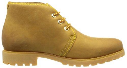 Panama Jack Bota Panama  Damen Kalt gefüttert Chukka Boots Kurzschaft Stiefel & Stiefeletten Gelb (Vintage B1)