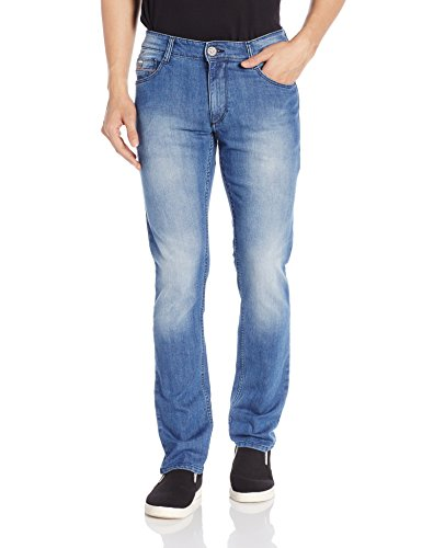 John Players Men's Slim Fit Jeans