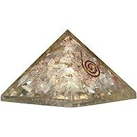 Crocon Citrin Edelstein orgone Pyramide, für die Reiki heilende Energie Generator mit Reinigung und mit der Größe... preisvergleich bei billige-tabletten.eu