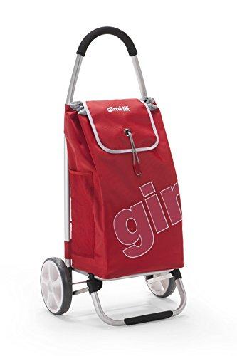 Gimi Galaxy Rot Einkaufstrolley (farblich sortiert)