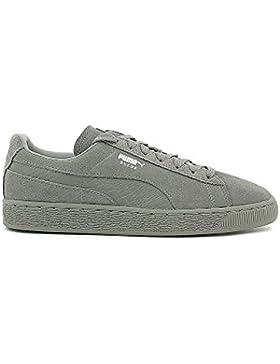 Puma 363164 03 - Zapatillas de ante para niño gris gris *