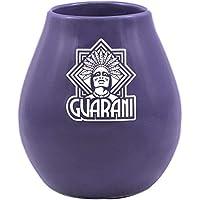 Cebador La Yerba Mate Taza | Taza de cerámica de Color| Alrededor de 350 ML | fácil de Limpiar
