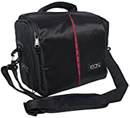 Camera Bag for Canon EOS DSLR 1200D, 1300D, 3000D, 4000D, 200D, 250D, etc Cameras