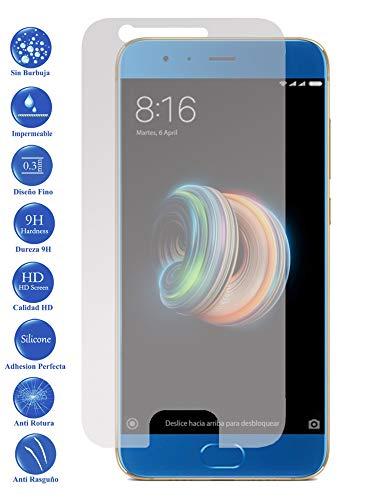 Todotumovil Protector de Pantalla Cristal Templado Vidrio 9H Premium para Xiaomi Mi Note 3