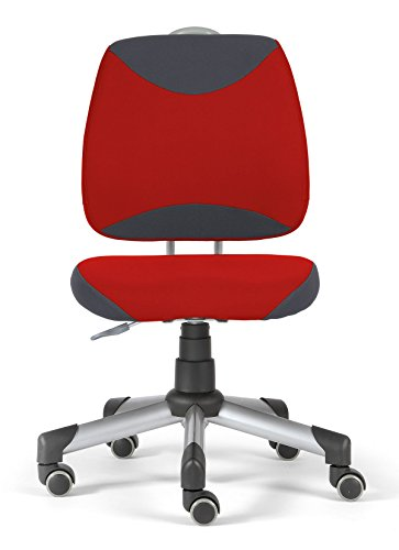 Preisvergleich Produktbild Rovo Kinderstuhl Modell Pino 3916 Rot von Büro Design Kruel
