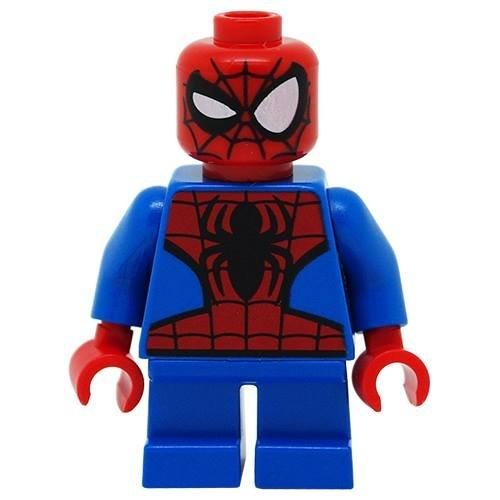 LEGO® Spider-Man - kurze Beine (Spider Man Mini-figuren Lego)