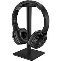 Cuffie Wireless, aquiver NB-6pieghevole Bluetooth 4.0NFC stereo auricolari con cancellazione del rumore e pedometro per IOS Android smaetphones Nero