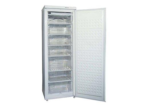 Profi Tiefkühlschrank, 305 Liter, statische Kühlung, bis -18° C, Schnellfrosten, GGG MF-305