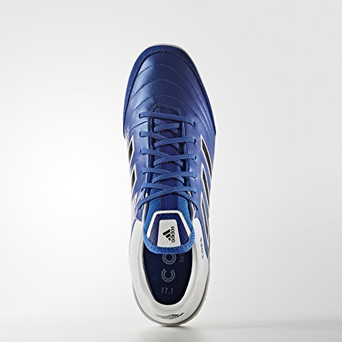 adidas Copa Tango 17.1 In, pour les Chaussures de Formation de Football Homme Bleu (Blu Azul/negbas/ftwbla)